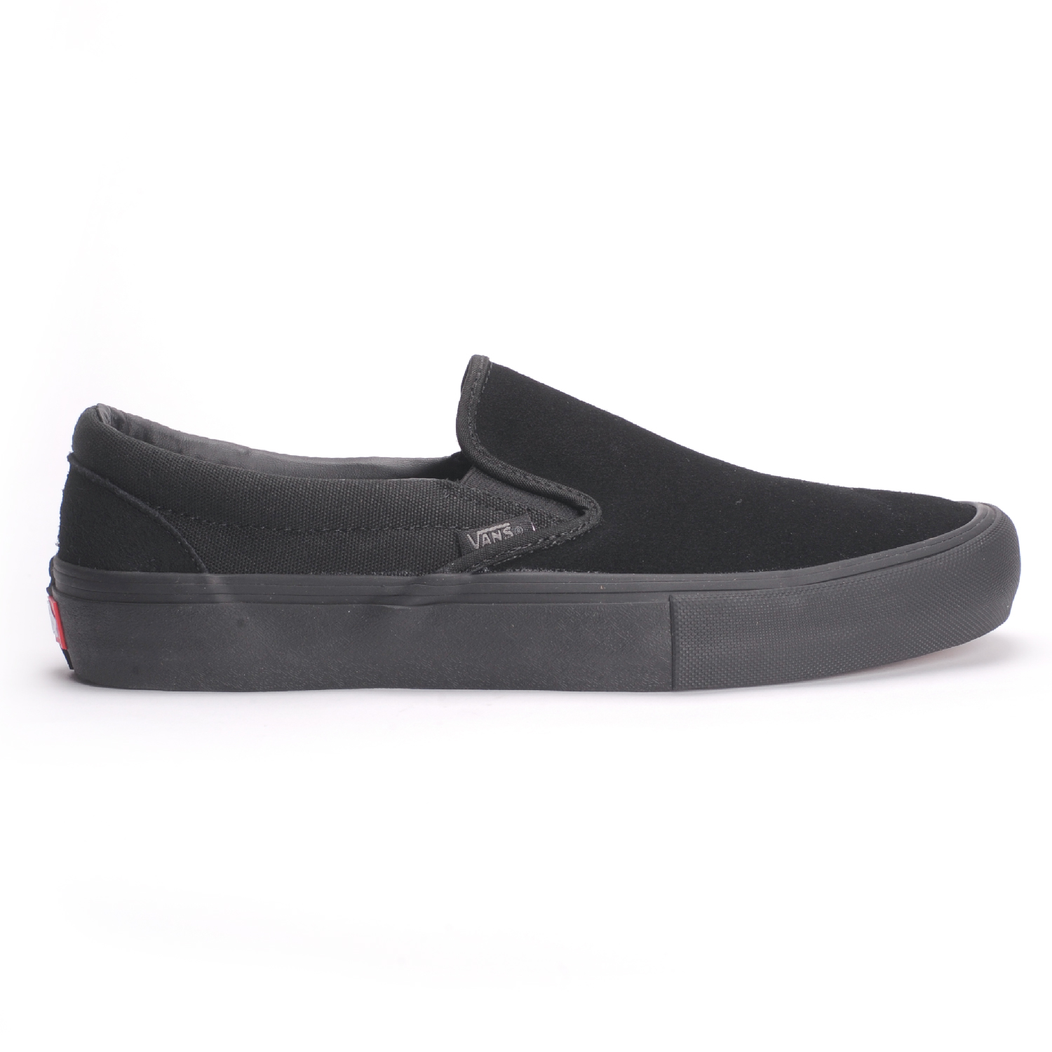 f870ab1c69 Vans Slip-On Pro (Blackout) Men s Skate Shoes