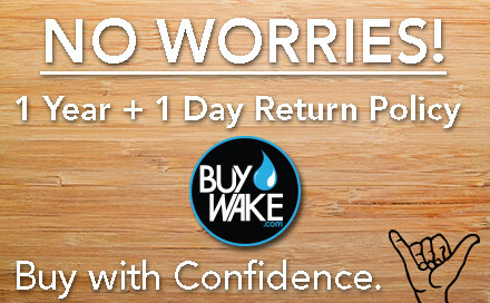 No Worries 1 Year + 1 Day Return Policy