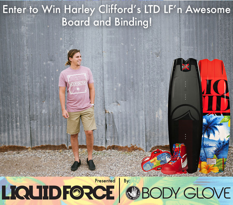 Harley Clifford LTD LF'n Awesome LTD Prize Pack