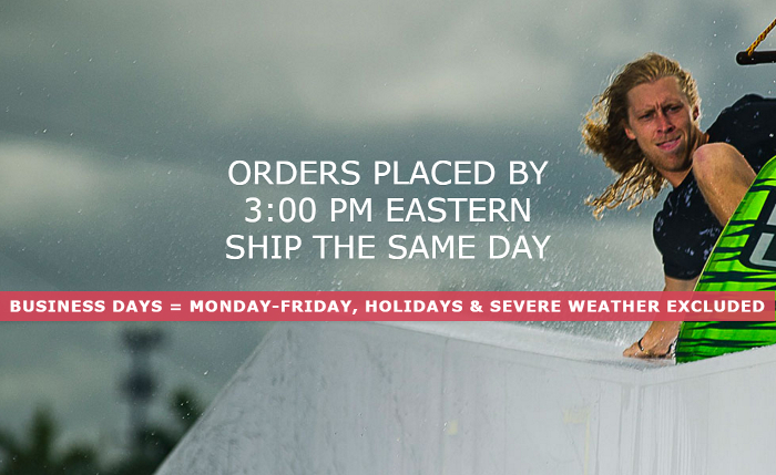 BuyWake Orders Placed by 3:00 PM Eastern Ship the Same Day