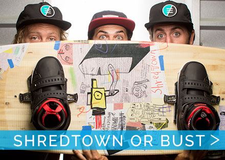 Shop Shredtown Gear