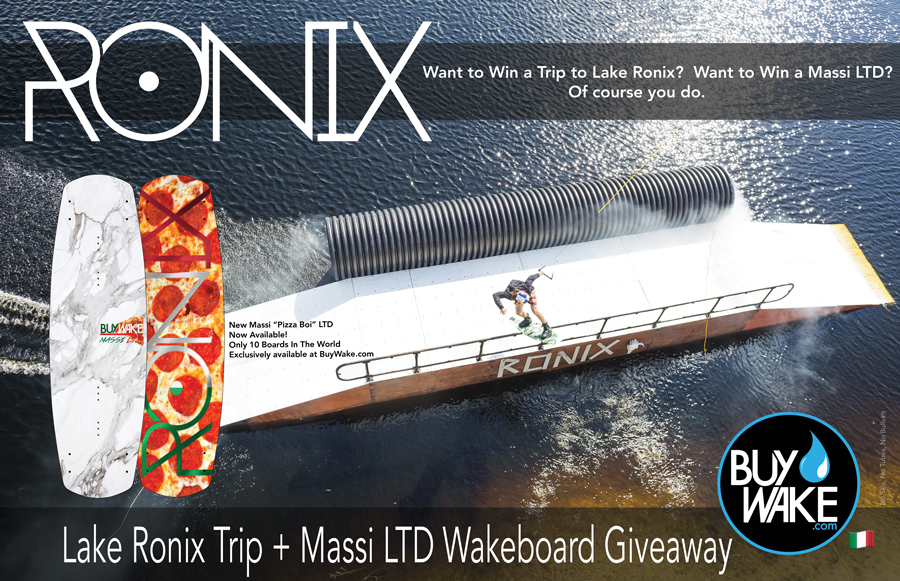 Lake Ronix Trip