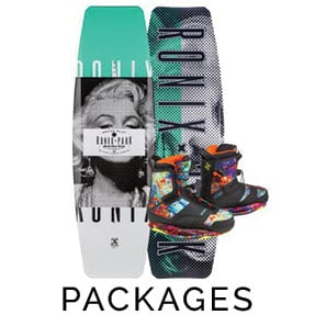 Wakeboard & Binding Packages