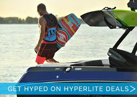 Get Hyped on Hyperlite Wake Deals!