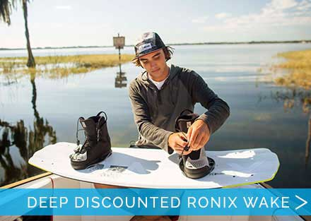 Deep Discounted Ronix Wake!