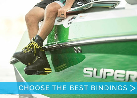 Shop Wakeboard Bindings!