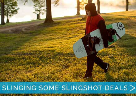 Slinging some Slingshot Deals!