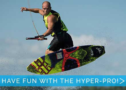 It's time to have fun again!  Ride the Hyper-Pro!