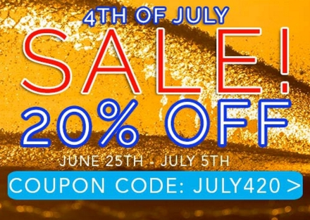 BuyWake.com 4th of July Sale 2017