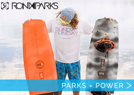 Ride what Parks Rides!  Shop the Parks Collection!