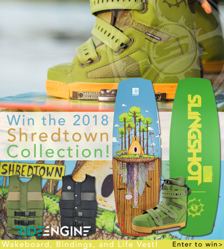 Enter to Win the Complete 2018 Shredtown Collection