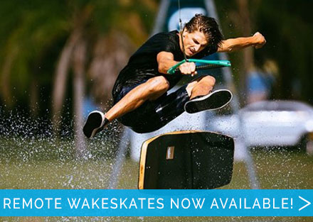 Remote Wakeskates now available!