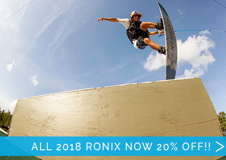 All Ronix is now discounted!
