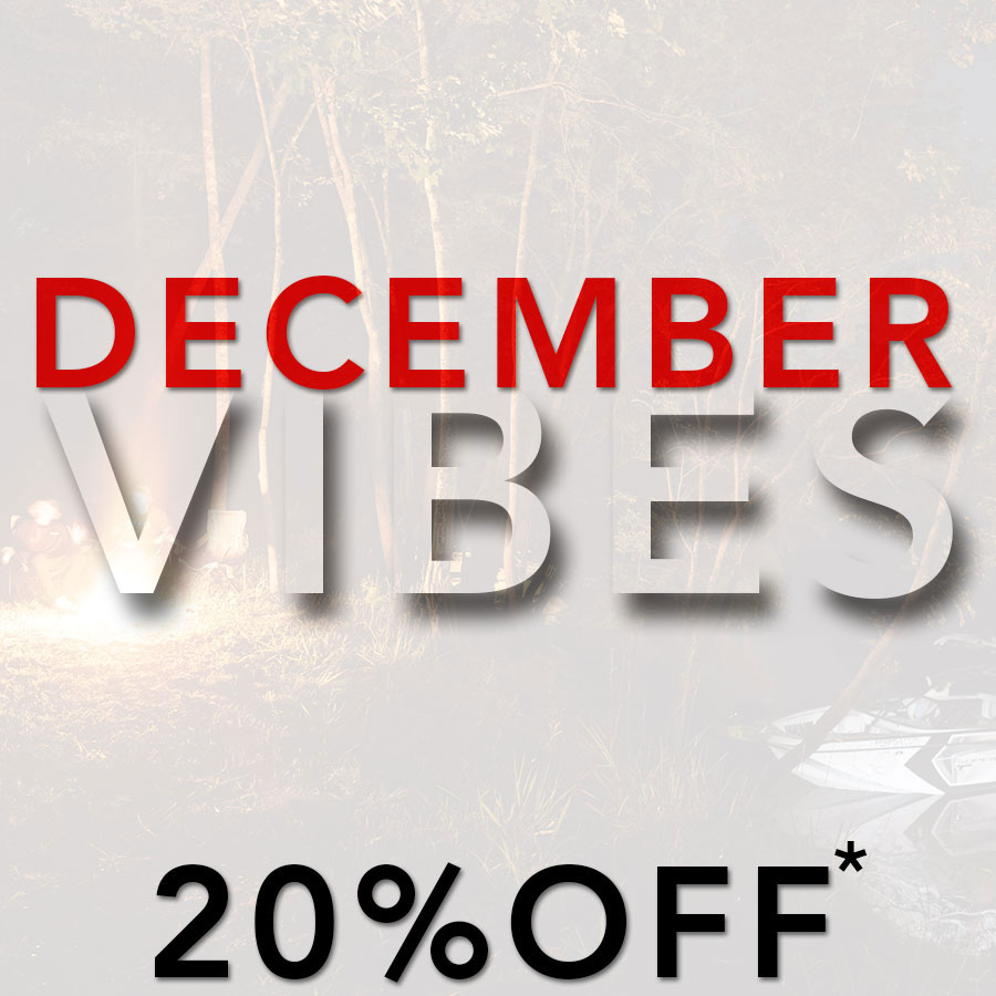 BuyWake.com December Vibes Sale - Get 20% OFF