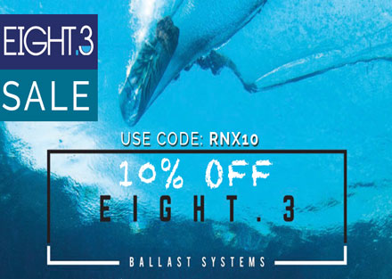 Eight.3 Co-Op Sale - Save 10% on Eight.3