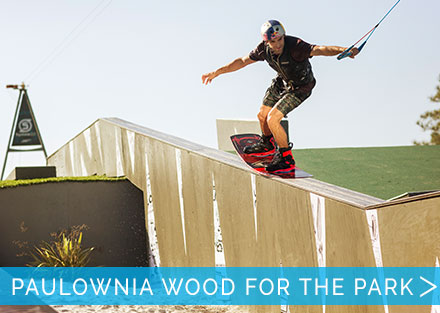 From Lake Ronix to your Local Cable - Ride Ronix!