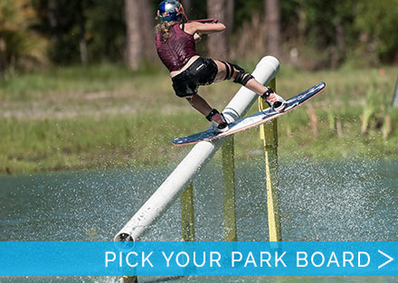 Cable Park Wakeboards