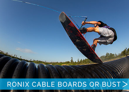 2018 Ronix Cable Park Wakeboards