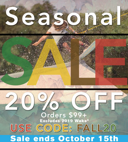 Seasonal Sale!  Get 20% OFF Orders $99+