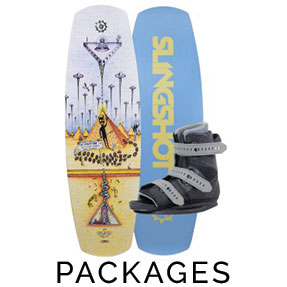 Wakeboard & Binding Package Deals