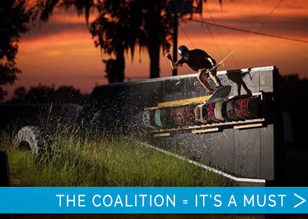 The Coalition is popular for a reason - A board you need to try!