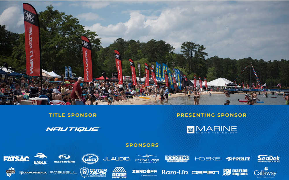 60th Masters Water Ski and Wakeboard Tournament VIP Experience Giveaway