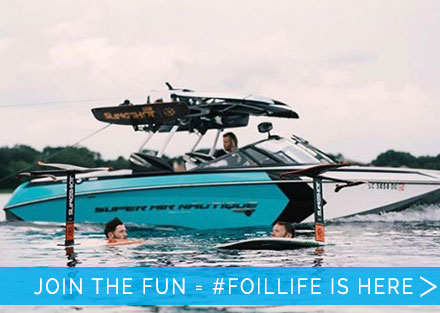 Grab the Foil and go have Fun!