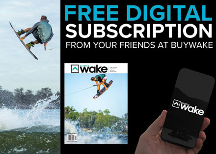 FREE Subscription to Alliance Wakeboard Magazine