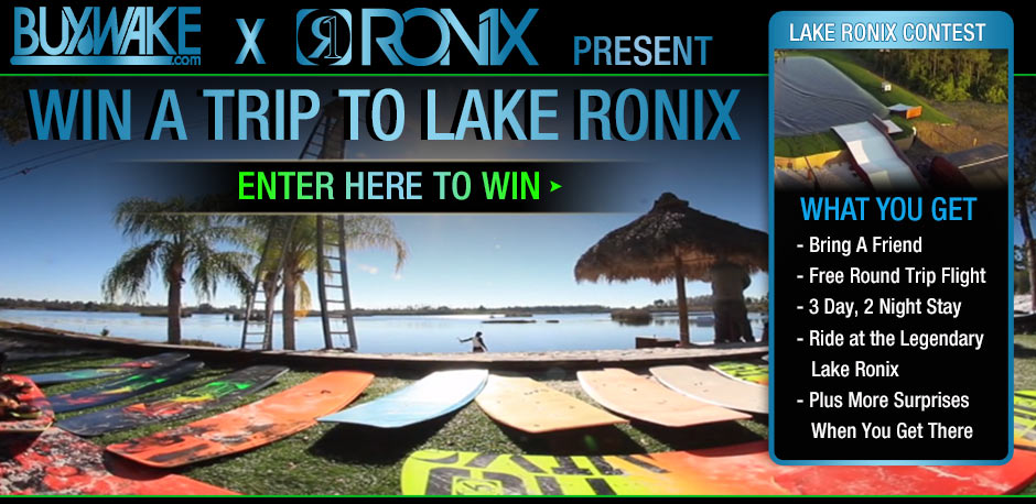 The Lake Ronix Experience